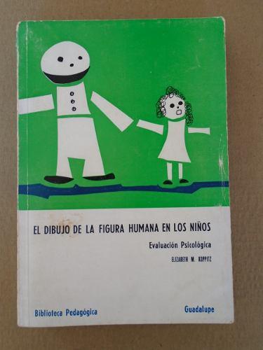 Libro Dibujo De La Figura Humana En Niños, Elizabeth