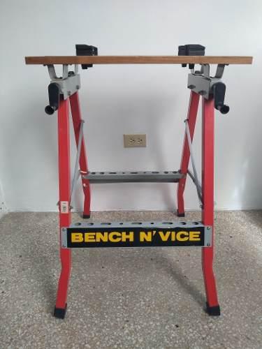 Mesa De Trabajo De Carpintería Bench N' Vice