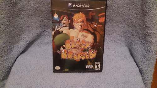 Oferta Día Del Niño Black And Bruised Nintendo Gamecube