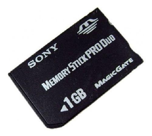 Sony Memory Stick Pro Duo 1gb