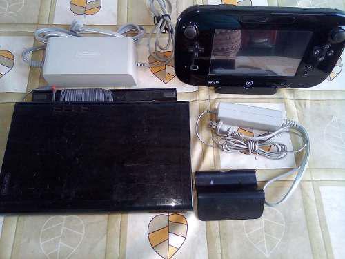 Vendo Consola Wii U De 32 Gb