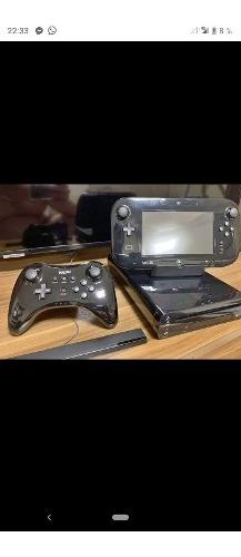 Vendo Mi Wii U Versión 32gb Internos