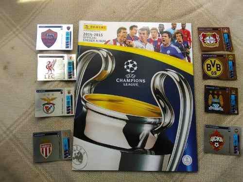 Album De La Champions League 2014-2015