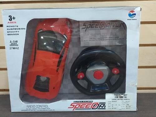 Carro A Control Remoto Speed Driver