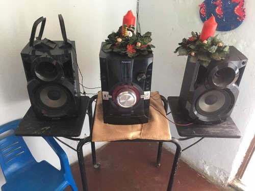 Equipo De Sonido Panasonic Sa-akx14