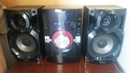Equipo De Sonido Panasonic Usado