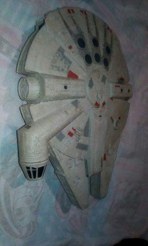 Nave Espacial Alcón Milenario Star Wars