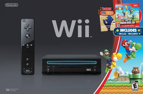Nintendo Wii + 3 Juegos Originales 80 Trump