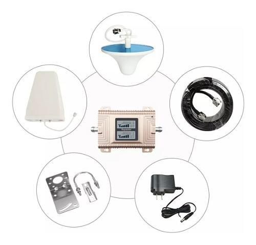 Amplificador Repetidor De Señal Movistar Y Movilnet 2g Y 3g