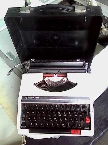 Maquina De Escribir Manual, Silver Reed