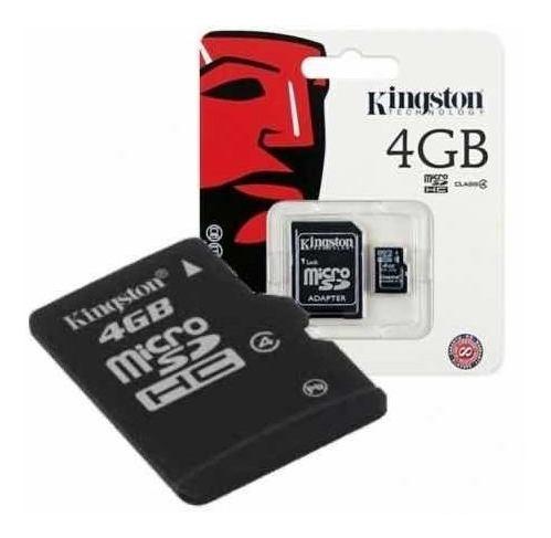 Memoria Kingston Micro Sd 4gb/8gb/16gb/32gb/64gb Clase 10