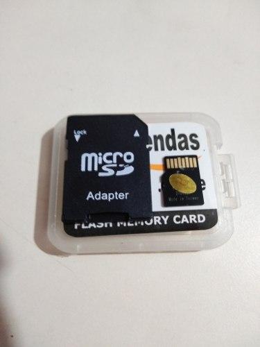 Memoria Micro Sd 4gb Con Adaptador Individuales