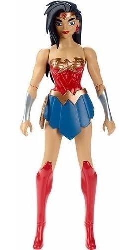 Mujer Maravilla Muñeca Wonder Woman Figura Héroe Dc Ffx34