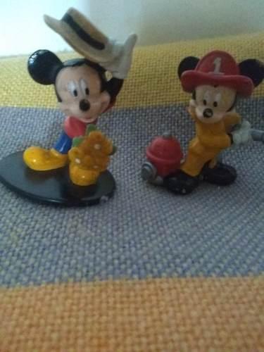 Tope Para Torta Mickey Mouse 50mil Y Reloj De Colección!!!
