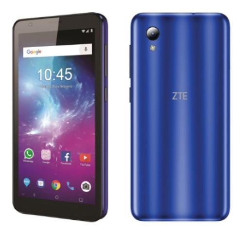 Zte Blade L8 16gb Memoria 8mp Camara Android 9 Go (60v)