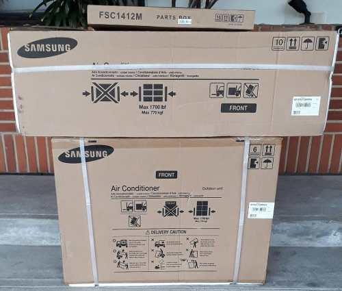 Aire Acondicionado Samsung Split 18.000 Btu