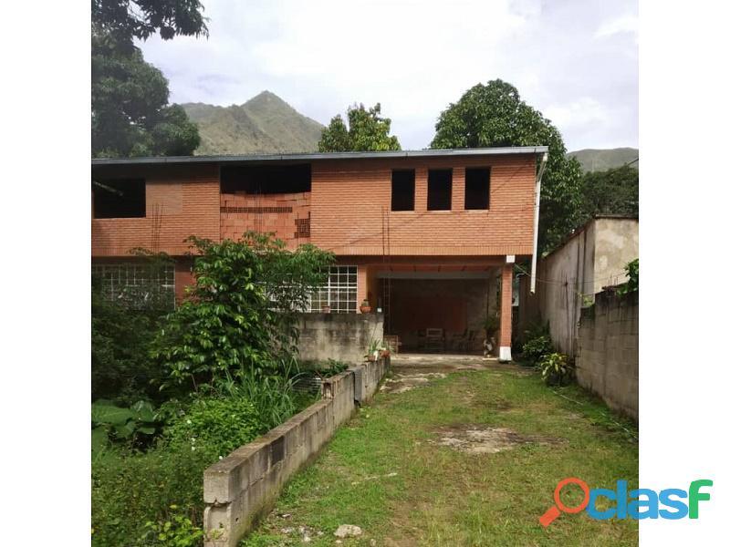 Casa en el Sector Ojo de Agua, el Castaño LDC 027