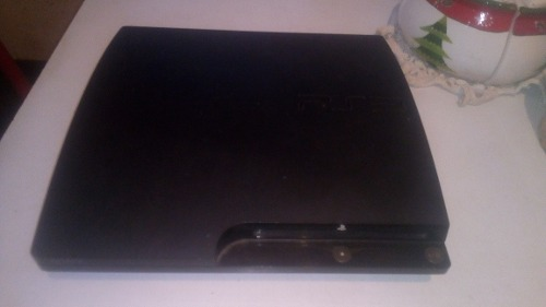 Consola De Play Station 3 Slim 160gb