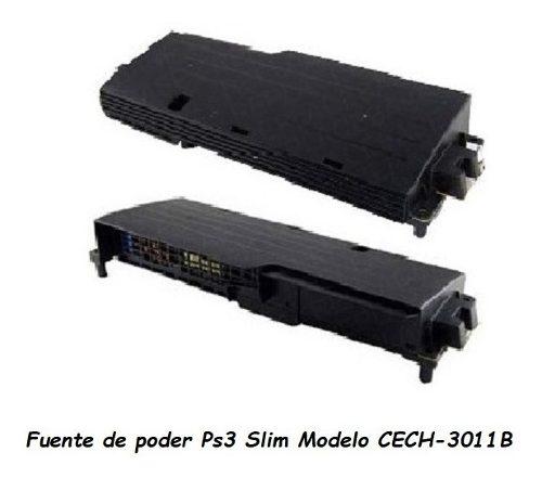 Fuente De Poder Ps3 Slim Modelo Cech-b