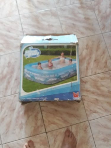 Piscina Inflable Splash&play(lts) +bomba Electrica(120v)