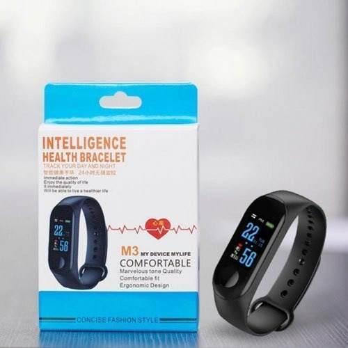 Reloj Inteligente Smartwatch M3 Plus Band Bluetooth - 15 Vd