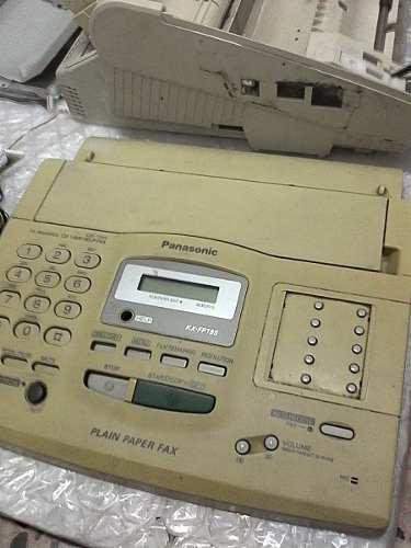 Telefono Fax Panasonic Para Repuesto