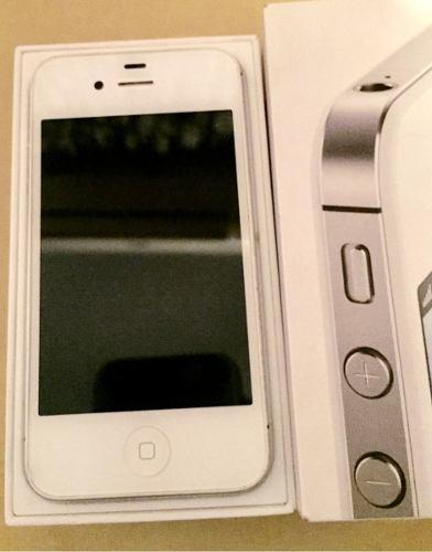 iPhone 4s De 16gb 3g Color Blanco