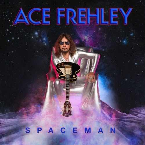 Ace Frehley - Spaceman 180 Gram Silver Vinyl Download Card