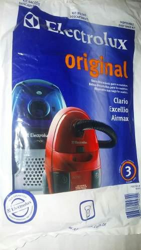 Bolsas Para Aspiradora Clairo, Excellio, Airmax.