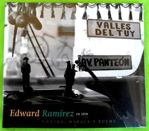 C4 Trío - Edward Ramírez [cd] En Vivo (nuevo) Envío
