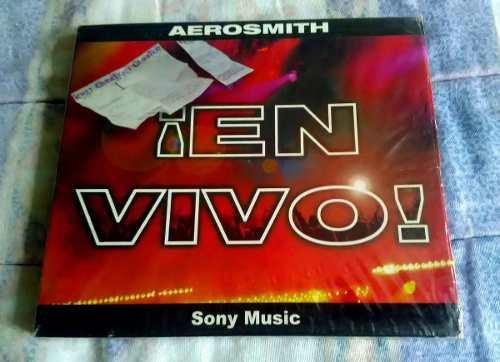 Cd De Aerosmith, Bootleg Aerosmith En Vivo