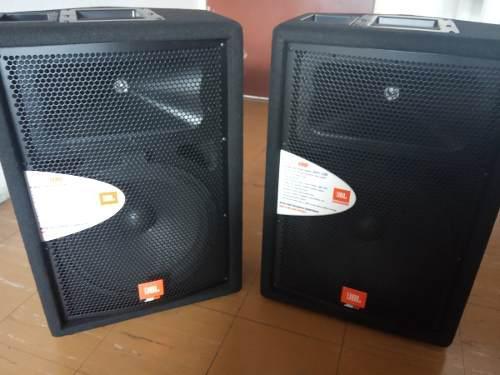 Corneta Jbl Modelo Jrx-100 Nuevas A Estrenar
