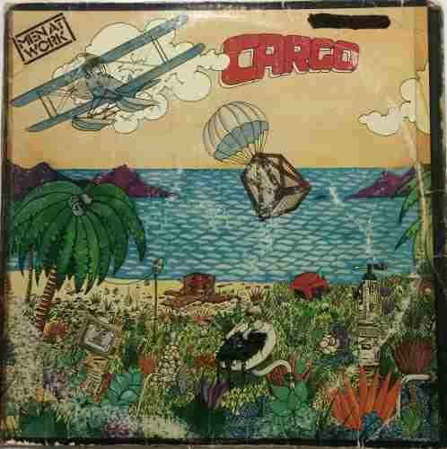 Disco Vinyl Importado: Men At Work (Cargo Lp)