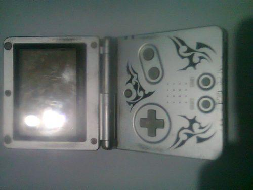 Game Boy Advance Sp Edición Especial Tribal