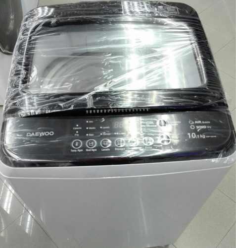 Lavadora Automatica Daewoo 10kilos Tina De Acero Tienda F