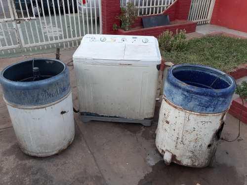 Lavadora Chacachaca Y Doble Tina