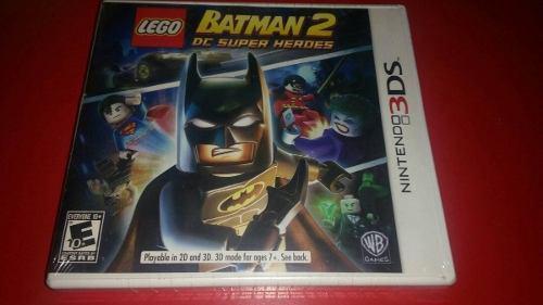 Lego Batman 2 Para Nintendo 3ds Original Nuevo Sellado