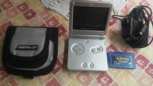 Nintendo Game Boy Advance Sp Con Juegos