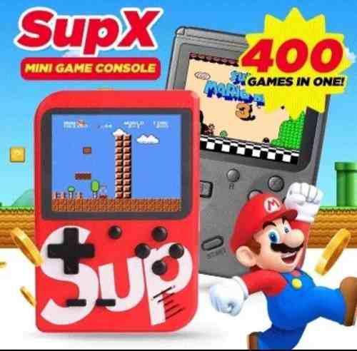 Sup Consola De 400 Juegos En 1 Nintendo Navidad