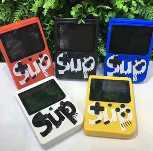 Sup Nintendo Portátil 400 Juegos En 1 Dispositivo *17$*