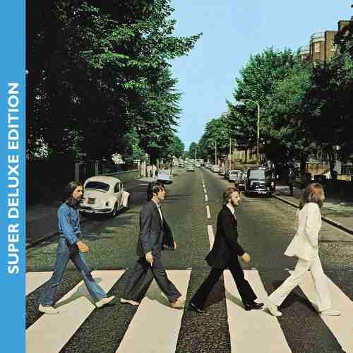 The Beatles - Abbey Road (super Deluxe Edition - Álbum Mp3