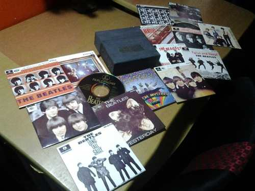 The Beatles Compac Disc Ep Collection