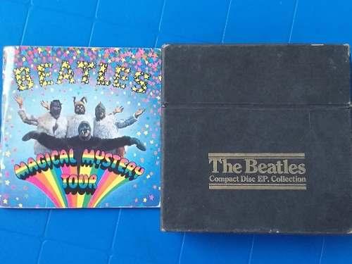 The Beatles Compact Ep Set Colección Original
