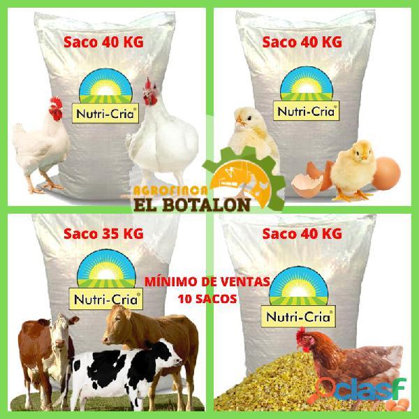 Alimentos para animales