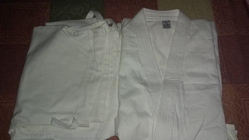 Karategui Lopfre Rebajado Talla 3.5 Nuevo 30 Verdes