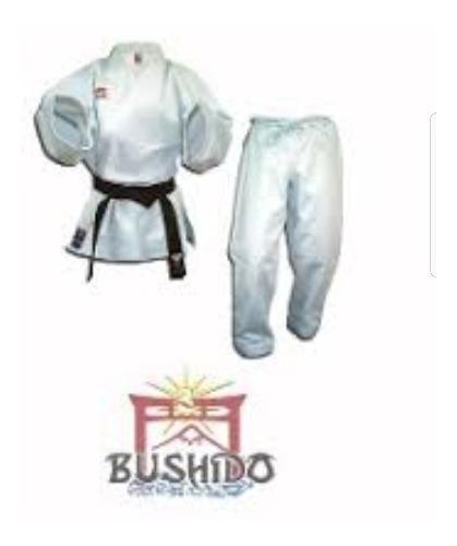 Kimono Bushido Talla 2 Usado Perfecto Estado Pantalón Y