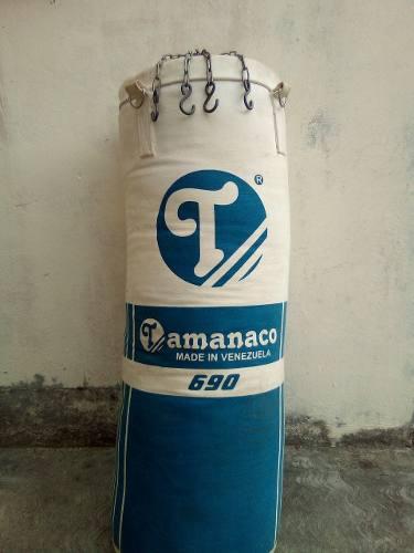Saco De Boxeo Tamanaco 690 (poco Uso, Perfectas Condiciones)