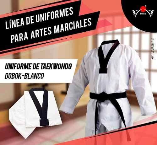 Uniforme Taekwondo Profesional Banzai Talla 3 Al 4