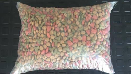 Alimento Para Gatos Gatsy, Detallado Bolsas De 1 Kilo.