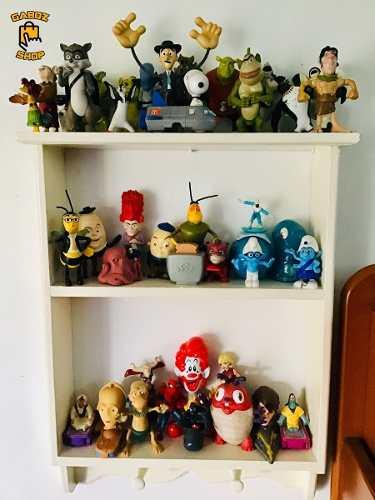 Figuras De Acción / Juguetes De Mcdonalds De Disney &